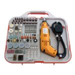Mini Drill & Bits Set - 162 Piece